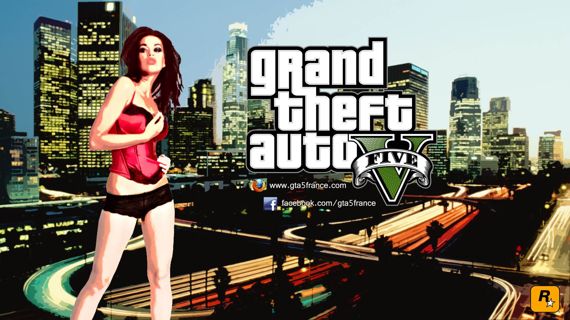 Grand Theft Auto V CD Key + Cracks Latest version PC Game Download