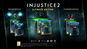 Injustice 2 Ultimate Edition CD Key + Crack PC Game Free Download