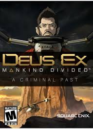 Deus Ex: Mankind Divided Crack PC Game Free Download