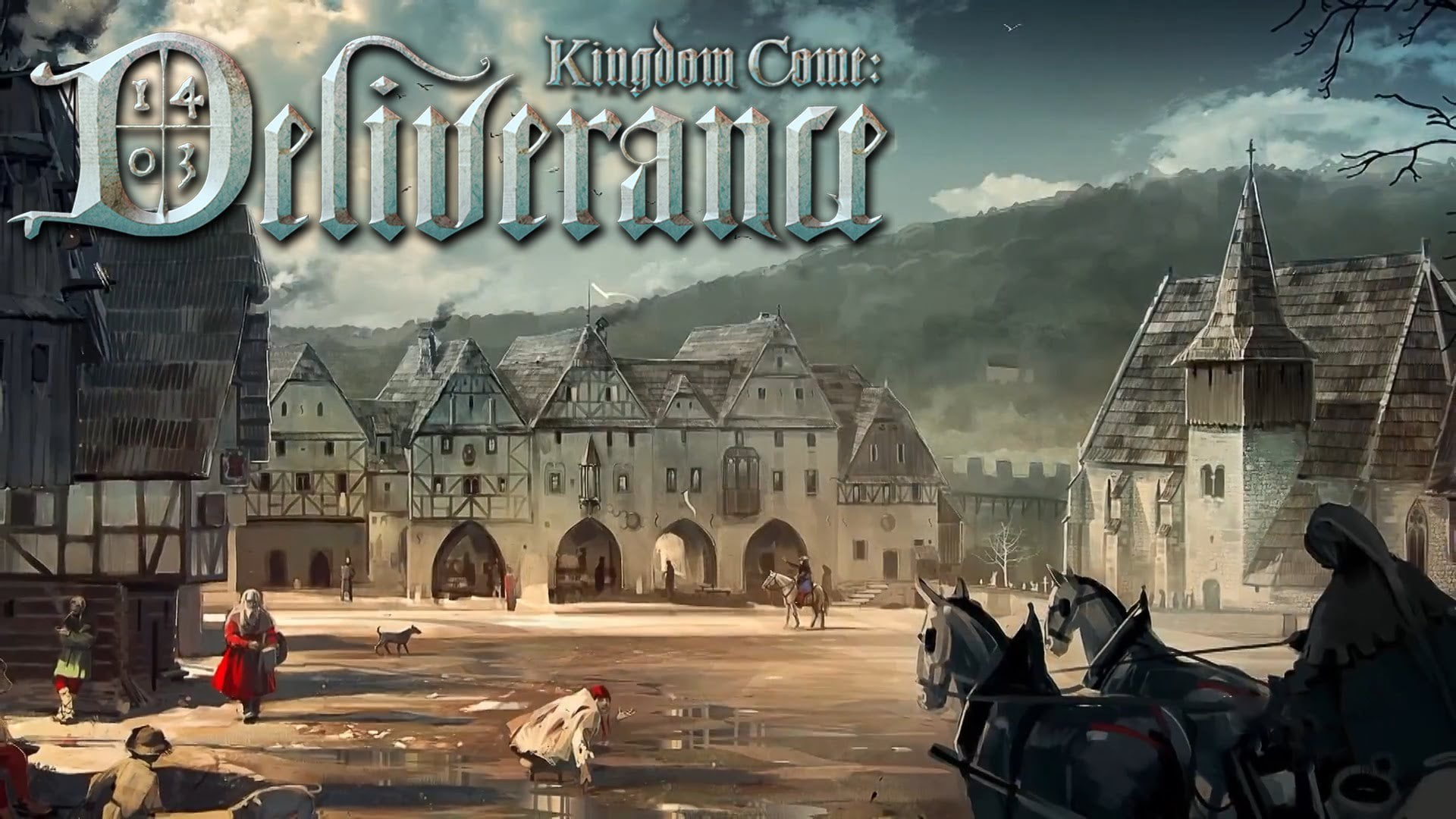 Kingdom Come: Deliverance Activation Key + Crack PC Game Free Download