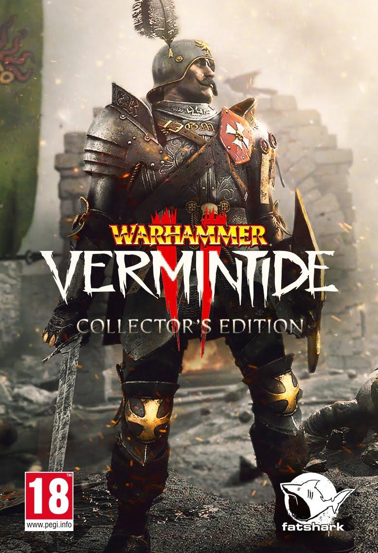 Warhammer Vermintide 2 CD Key+ Crack PC Game Free Download