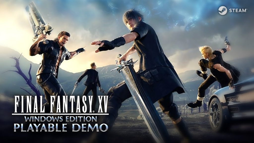 Final Fantasy XV 15 Crack + Torrent Windows Edition PC Activation Free Download