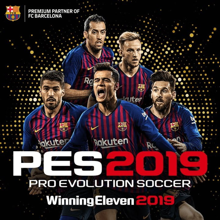 Pro Evolution Soccer (PES) 2019 Crack PC Game Download
