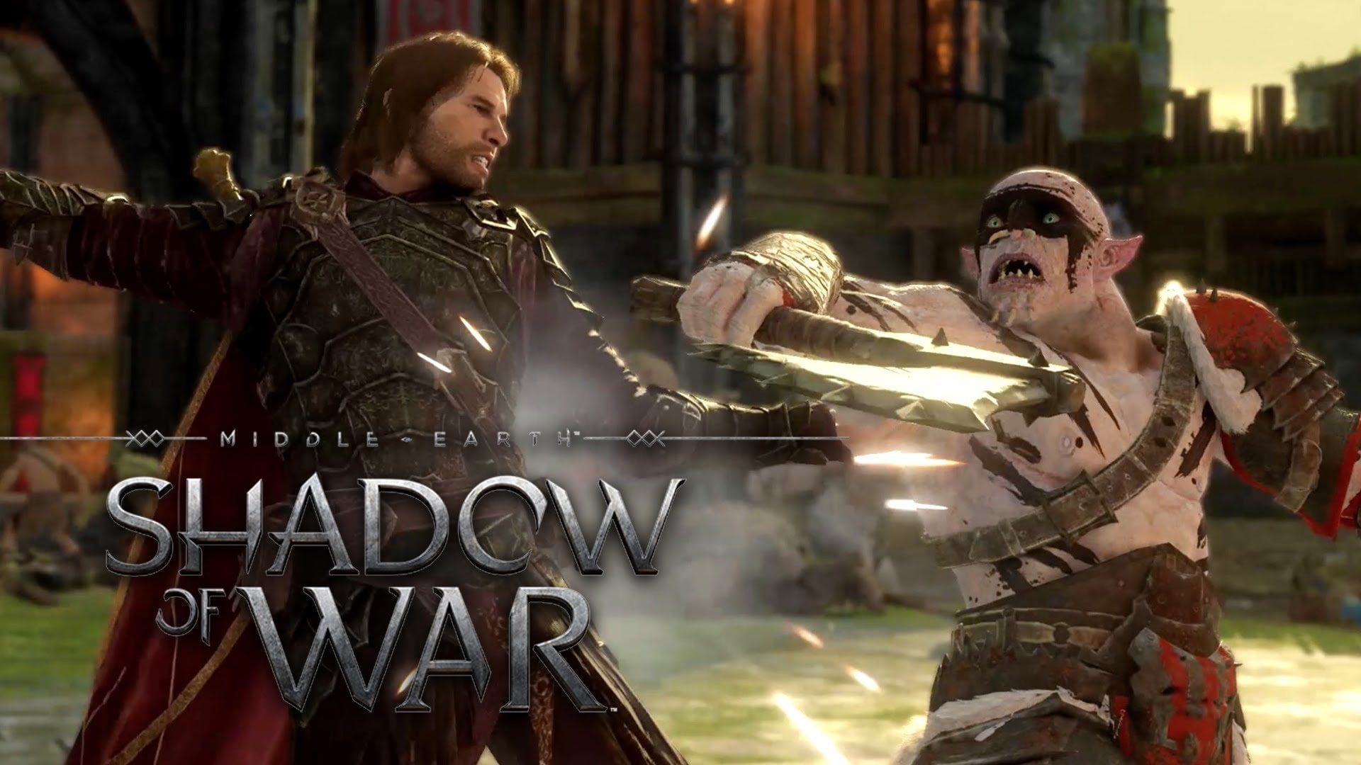 Middle-earth: Shadow of War Activation key + Features PC Game Free Download