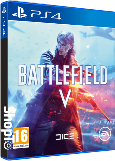 Battlefield V 5 Highly Compressed PC Game For Free Download