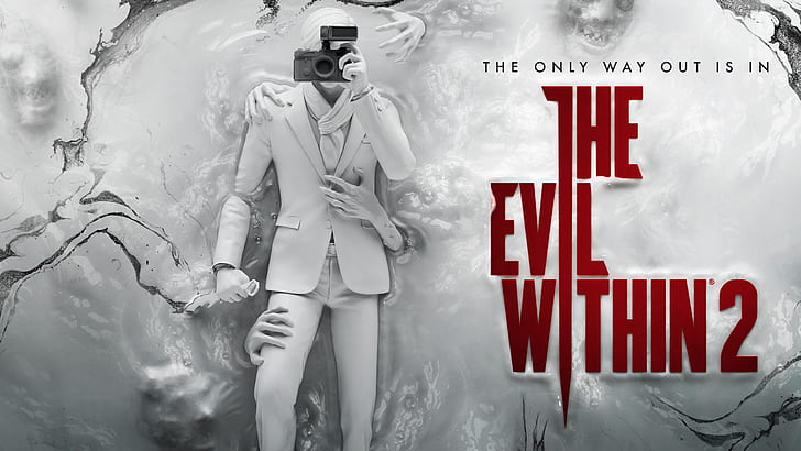 The Evil Within Crack PC Game For Free Download