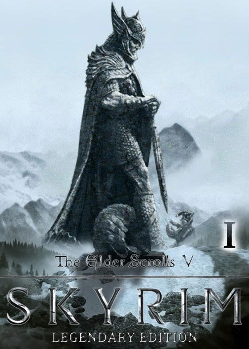 The Elder Scrolls V 5: Skyrim Legendary Edition Crack PC Game Free Download