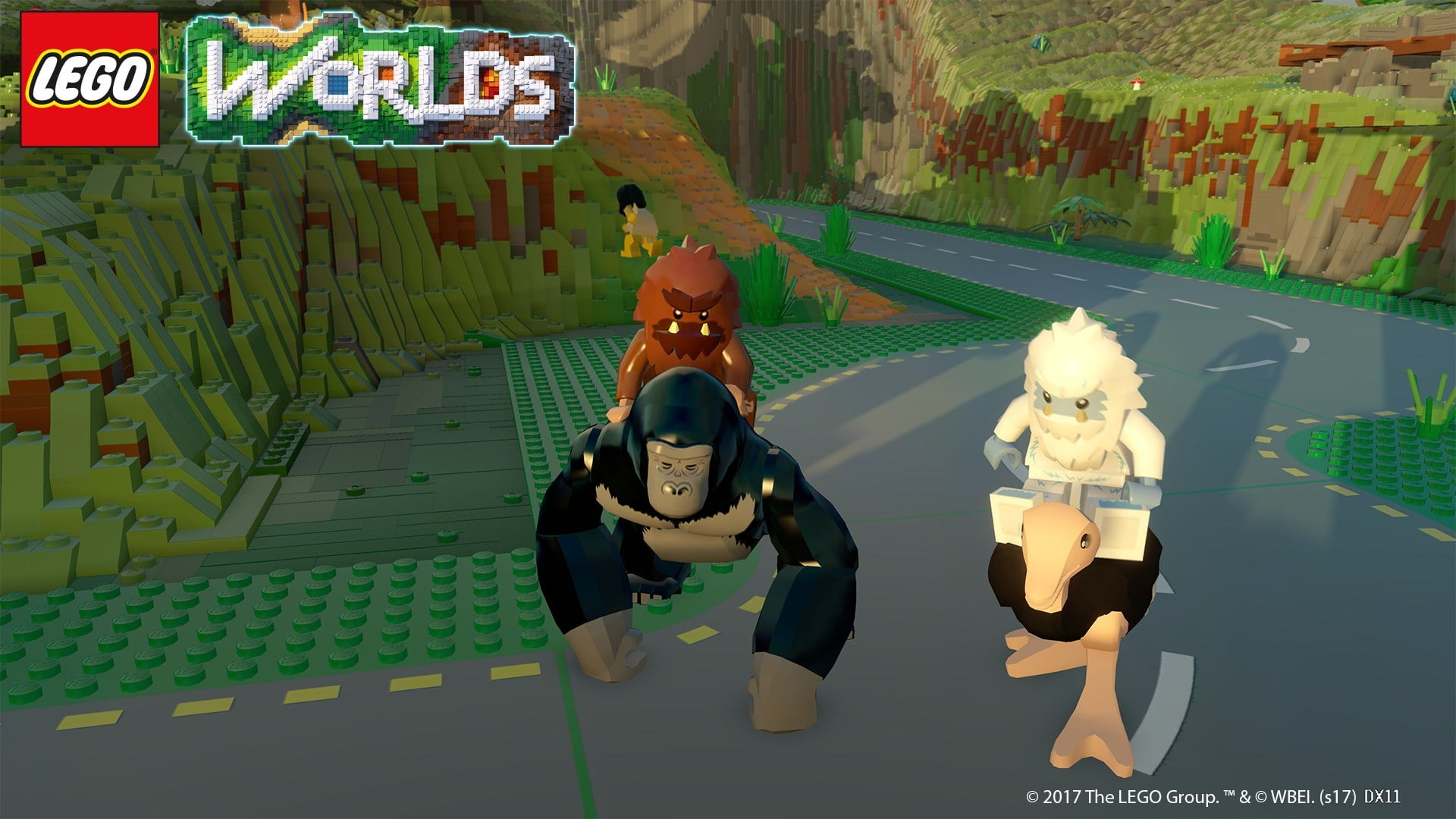 Lego Worlds PC + DLC Activation Key Game For Free Download