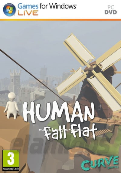 Human Fall Flat CD Key PC Game For Free Download