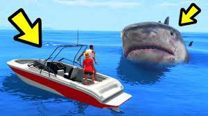 Grand Theft Auto Online (GTA V 5): Megalodon Shark CD Key PC Game Download