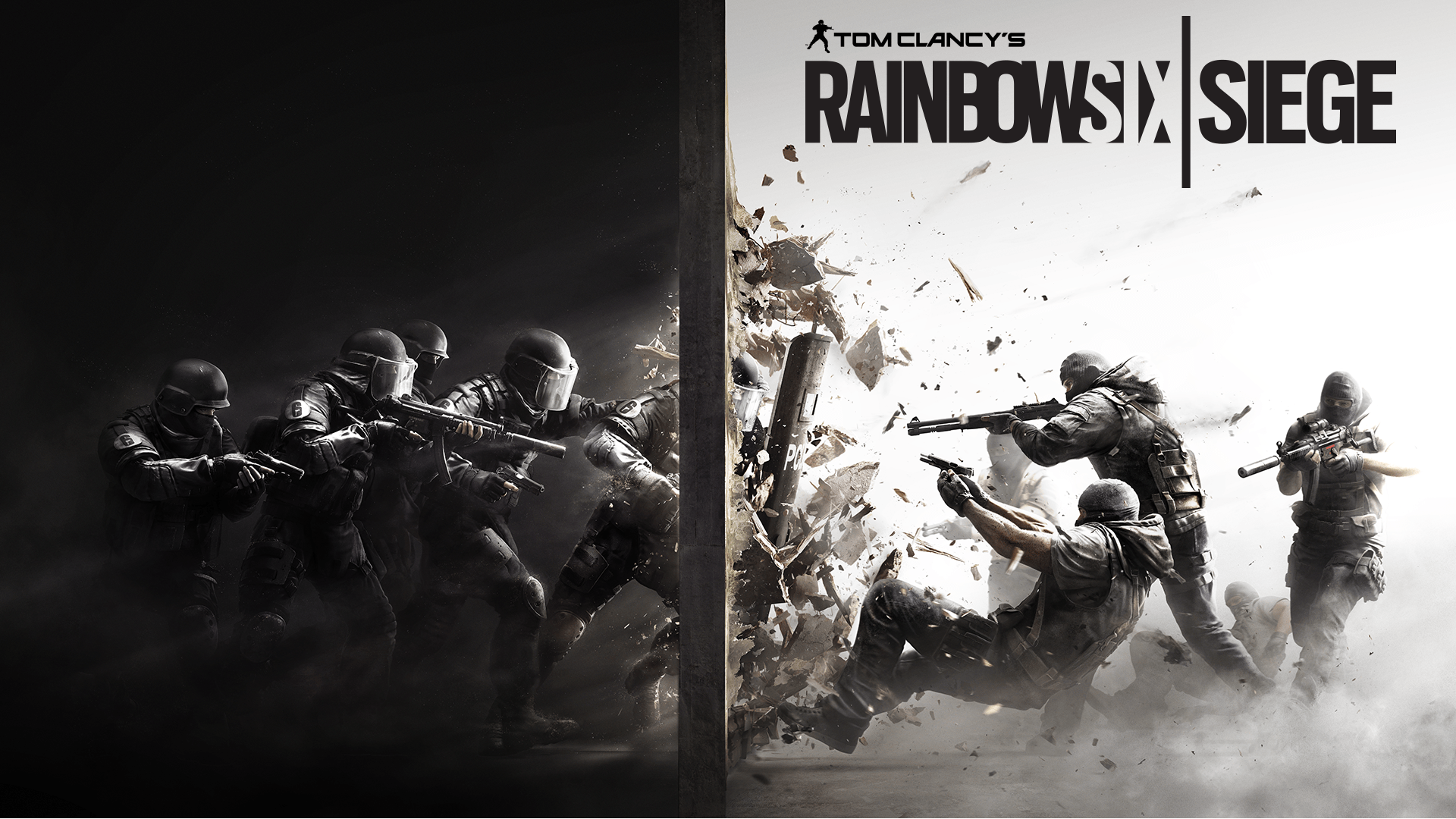 Tom Clancy's Rainbow Six Siege Full Action PC Game For Free Download