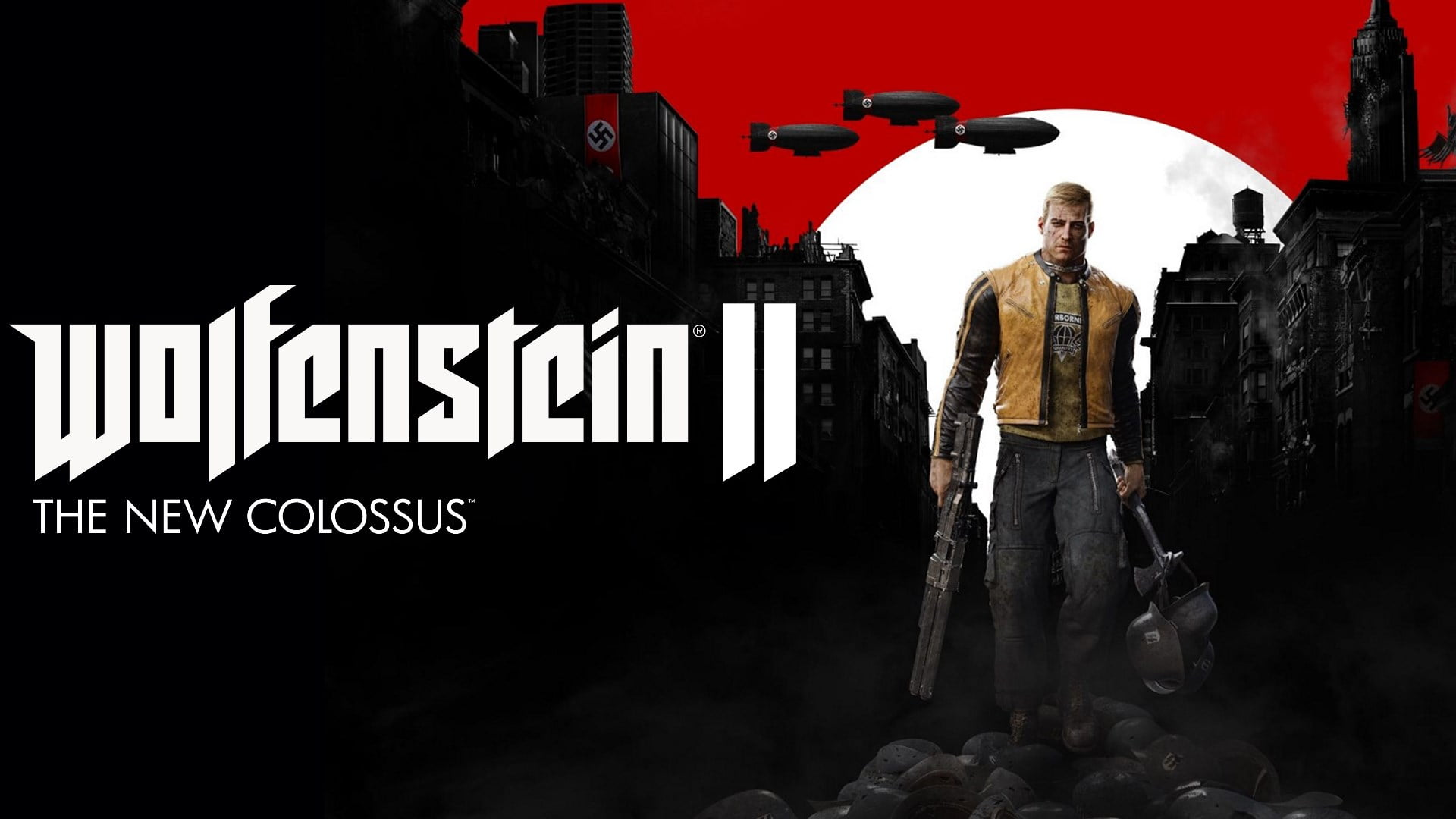 Wolfenstein II 2: The New Colossus CD Key PC Game For Free Download