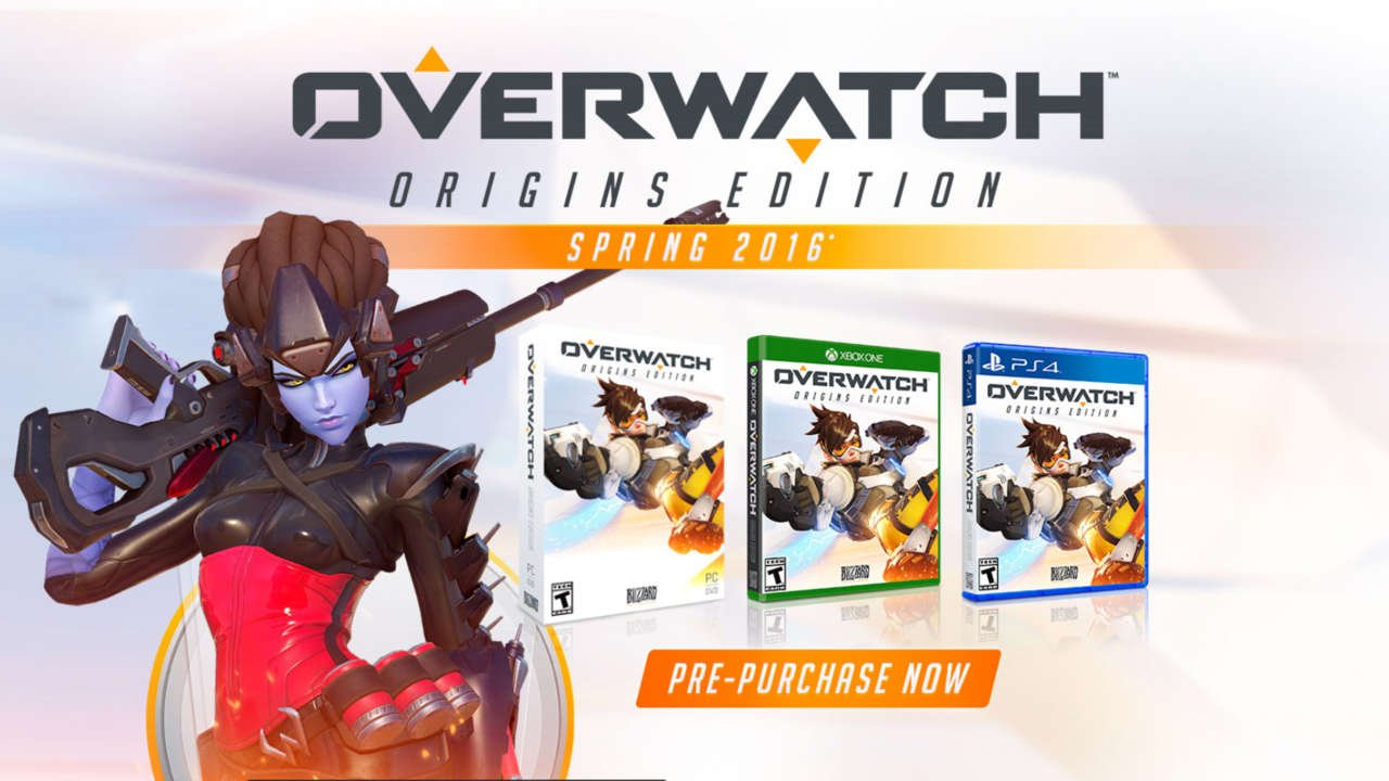 Overwatch - Standard Edition PC Crack Highly Compressed Free Download
