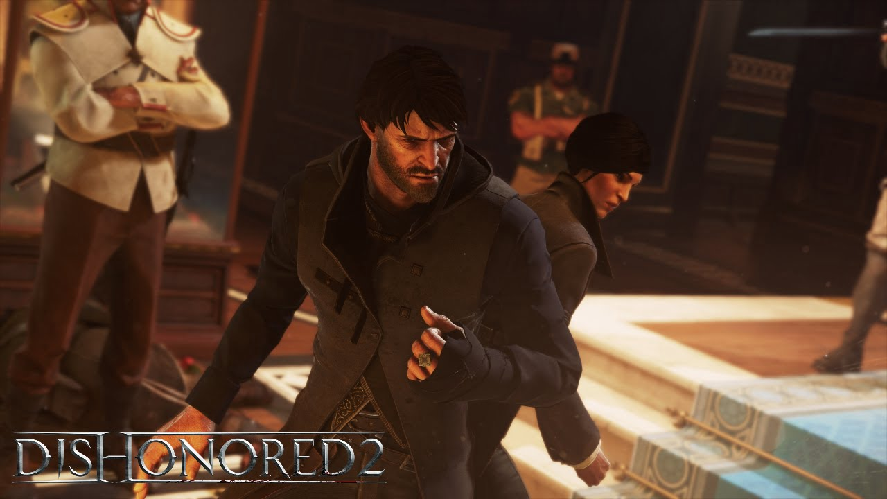 Dishonored 2 Activation Key PC Game For Free Download