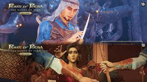 Prince of Persia: Sands of Time Remake Download FULL PC