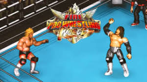 Fire Pro Wrestling World New Japan Pro Wrestling Crack PC Download