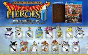 Dragon Quest Heroes II Crack Download Codex Torrent PC Game