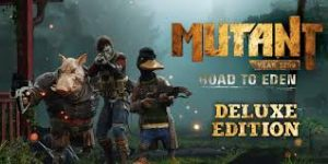 Mutant Year Zero Road To Eden Crack PC +CPY Download Codex