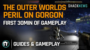 The Outer Worlds Peril on Gorgon Crack PC +CPY Free Download