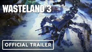 Wasteland 3 Crack PC-CPY Codex Free Download Pc Game