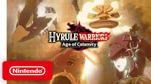 Hyrule Warriors Age Of Calamity Pc Game + Crack CPY
