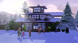 The Sims 4 Snowy Escape Crack PC +CPY Free Download