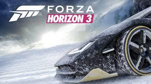 Forza Horizon 3 Crack PC +CPY Free Download Codex Torrent