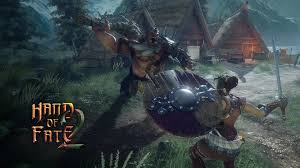 Hand of Fate 2 Crack Full PC Game CODEX Torrent Free Download