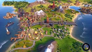 Sid Meiers Civilization VI Crack Free Download PC+ CPY Full Game