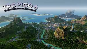 Tropico 6 Crack CODEX Torrent Free Download PC +CPY Game 2021