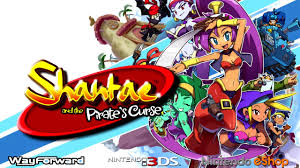 Shantae and the Pirate's Curse Crack Full Version Free Download Game