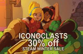 Iconoclasts Crack CODEX Torrent Free Download Full PC Game 2021