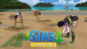 The Sims 4 Island Living Crack Codex Torrent Free Download PC Game