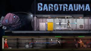 Barotrauma Crack Full PC Game CODEX Torrent Free Download