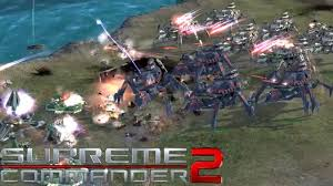 Supreme Commander 2 Crack Codex Free Download Game