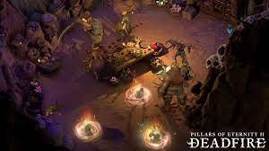 Pillars Of Eternity II Deadfire Crack CODEX Torrent Free Download PC
