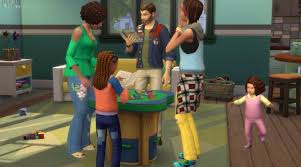 The Sims 4 Parenthood Crack PC +CPY Free Download CODEX Torrent